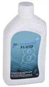 Жидкость гидравлическая ZF LIFEGUARDFLUID 8, 1л - синтетическая (зеленая) для АКПП 6HP28AF AUDI, 6HP19A, 6HP19X AUDI/VW