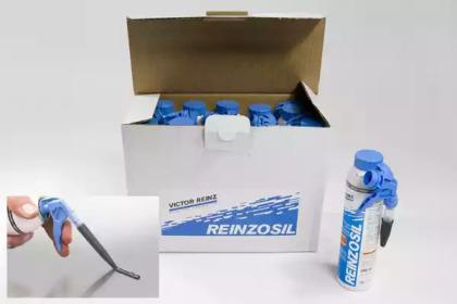 Герметик прокладка VICTOR REINZ 703141420 Баллон 200мл, универсальный, серый -50 С +300 С