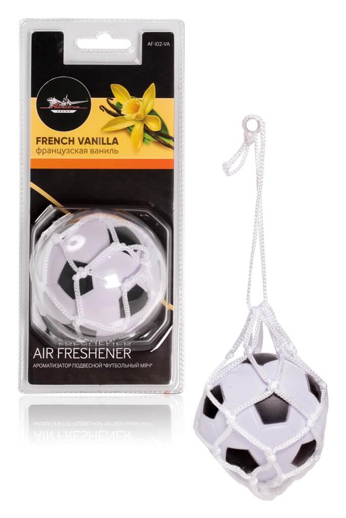 Ароматизатор подвесной Футбольный мяч