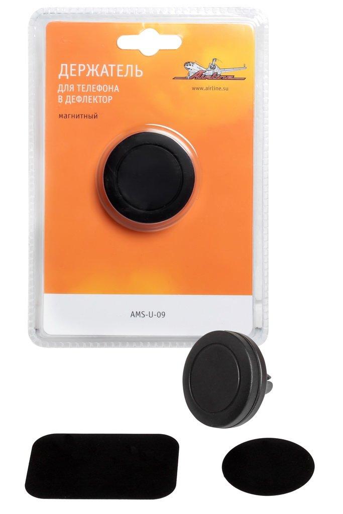Держатель для телефона в дефлектор магнитный