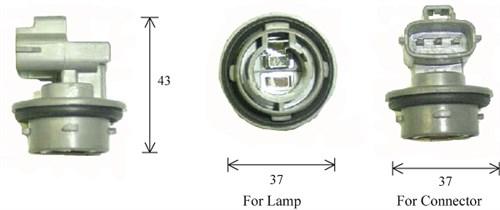 Разъем для лампы дополнительного освещения