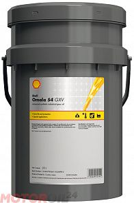 Редукторное масло SHELL Omala S4 GXV 460