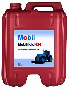 Трансмиссионное масло MOBIL Mobilfluid 424