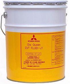 Трансмиссионное масло MITSUBISHI DiaQueen CVT Fluid J1