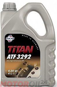 Трансмиссионное масло FUCHS Titan ATF 3292