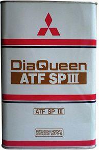 Трансмиссионное масло MITSUBISHI ATF SP III