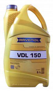 Компрессорное масло RAVENOL Kompressorenoel VDL 150