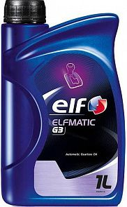 Трансмиссионное масло ELF Elfmatic G3