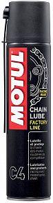 Смазка для цепи MOTUL C4 Chain Lube Factory Line
